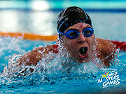 Swimming, Pool<br /> Women 200m Butterfly<br /> AUT MILLENNIUM<br /> World Masters Games Auckland<br /> April 20-30 2017<br /> Photo by CMGSPORT<br /> www.cmgsport.co.nz