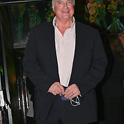 Clive Carter attended, A Gala Performance of Wicked. In celebration of its 15th Anniversary in London at Apollo Victoria Theatre, London, UK. on 28th September 2021.