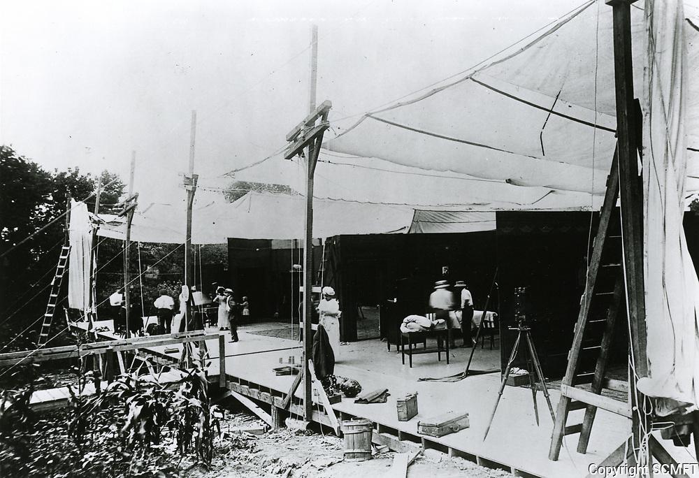 1914 Sets at Selig Zoo Studios
