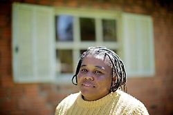 Lelia Borges Antonio, 49, um dos integrantes da associação de quilombolas de Morro Alto, no municipio de Maquiné, no interior do Rio Grande do Sul. FOTO: Jefferson Bernardes / Preview.com