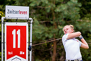 20-07-2019 Pictures of the final day of the Zwitserleven Dutch Junior Open at the Toxandria Golf Club in The Netherlands.<br /> VAN SON, Daphne