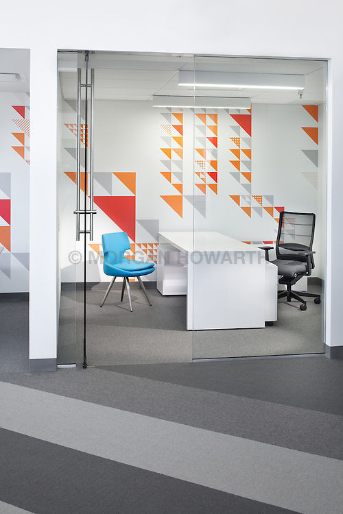 Millennial Media 2400 Boston St #201Baltimore, MD furnished with modern MOI office furniture VA_1-966-326