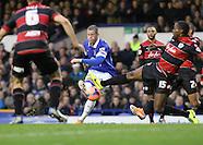 Everton v Queens Park Rangers 040114