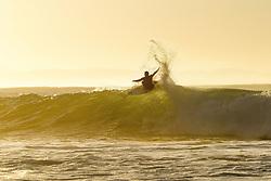 July 14, 2017 - Joel Parkinson of Australia of enjoying a morning freesurf on the third layday of the Corona Open J-Bay at Supertubes...Corona Open J-Bay, Eastern Cape, South Africa - 14 Jul 2017. (Credit Image: © Rex Shutterstock via ZUMA Press)