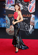 'Spider-Man Far From Home' World Premiere - Red Carpet 06-26-2019