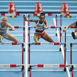 20140309: POL, Athletics -  IAAF World Indoor Championships in Sopot
