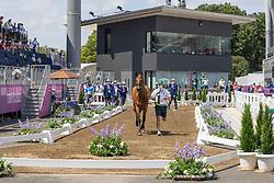 Mcnab Kevin, AUS, Don Quidam, 202<br /> Olympic Games Tokyo 2021<br /> © Hippo Foto - Dirk Caremans<br /> 29/07/2021
