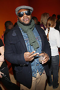 Peter Hadar at The Ryan Leslie listening party for his new album .' Transition ' presented by The NextSelection Lifestyle Group and UniversalMotown and held at The Times Center on November 4, 2009 in New York City. Terrence Jennings/Retna, Ltd