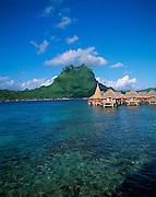 Bora Bora Lagoon Resort, Bora Bora, French Polynesia<br />