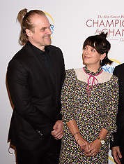 Champions For Change Gala - 17 Oct 2019