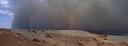 Sandstorm, Gobi Desert, Mongolia
