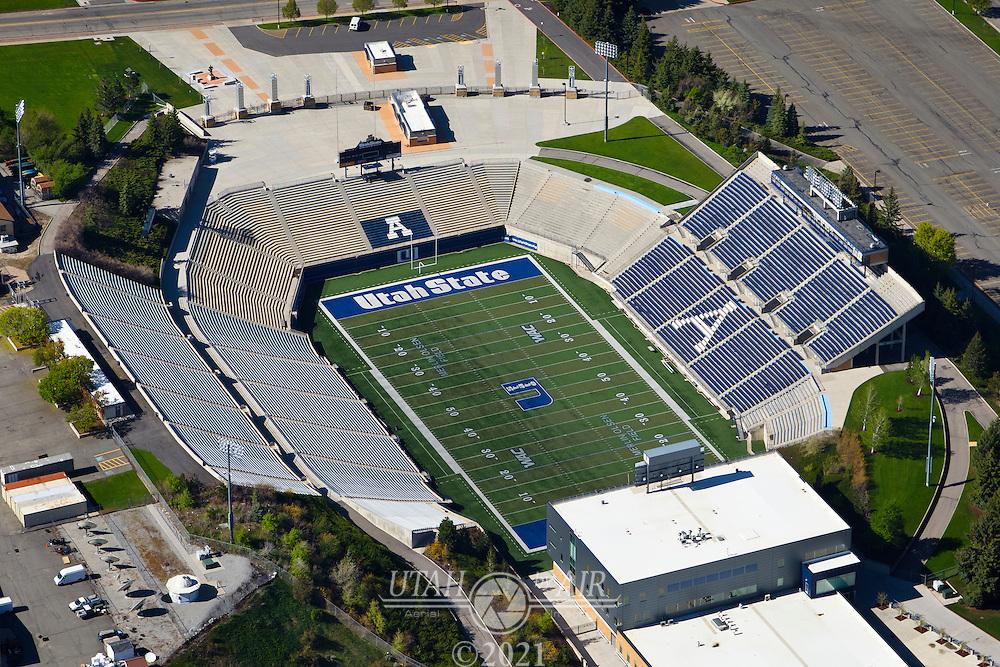 Utah State University Football Stadium