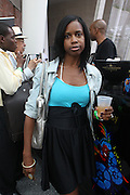 Celia Hill at the 42nd Annual West Indian Day Carnival Reception co-sponsored by Hennessey, USA and held at The Brooklyn Museum along  on September 7, 2009 in Brooklyn, NY