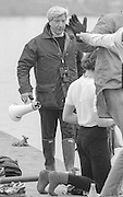 Staines, GREAT BRITAIN,   <br /> Ron NEEDS<br /> British Rowing Women's Heavy Weight Assessment. Thorpe Park. Sunday 21.02.1988,<br /> <br /> [Mandatory Credit, Peter Spurrier / Intersport-images] 1987 GBR Women's H/Weight Assesment Thorpe Park, Surrey.UK