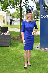 STEFFI GRAF at the first day of the 2014 Royal Ascot Racing Festival, Ascot Racecourse, Ascot, Berkshire on 17th June 2014.