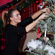 NLD/Hilversum/20121207 - Skyradio Christmas Tree, Kim Feenstra