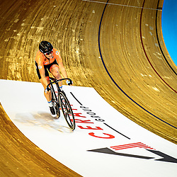 WILD Kirsten ( NED ) – Team Netherlands – Ceratizit Group Promotion - Querformat - quer - horizontal - Landscape - Event/Veranstaltung: UCI Track Cycling World Championships 2020 – Track Cycling - World Championships - Berlin - Category/Kategorie: Cycling - Track Cycling – World Championships - Elite ... - Location/Ort: Europe – Germany - Berlin - Velodrom Berlin - Discipline: ... - Distance: ... m - Date/Datum: 24.02.2020 – Monday – Photographer: © Arne Mill - frontalvision.com26-02-2020: Wielrennen: WK Baan: Berlijn26-02-2020: Wielrennen: WK Baan: Berlijn<br /> <br /> Berlijn is het middelpunt van de wereld voor het WK Baan26-02-2020: Wielrennen: WK Baan: Berlijn<br /> <br /> Kirsten Wild26-02-2020: Wielrennen: WK Baan: Berlijn<br /> <br /> Kirsten Wild