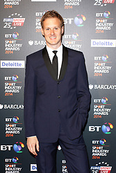 © Licensed to London News Pictures. 08/05/2014, UK. Dan Walker, BT Sport Industry Awards 2014, Battersea Evolution, London UK, 08 May 2014. Photo credit : Brett D. Cove/Piqtured/LNP