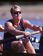 © 2000 All Rights Reserved - Peter Spurrier Sports Photo. .Tel 44 (0) 1784-440 771  .Mobile 44 (0) 973 819 551.email pictures@rowingpics.com.Sydney Olympics 2000 - Penrith Lakes, NSW...Jeffrey Klepacki USA M8+ .......... 2000 Olympic Regatta Sydney International Regatta Centre (SIRC) 2000 Olympic Rowing Regatta00085138.tif