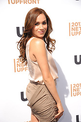 May 17, 2012 - New York, NY, USA -   . . . . . .May 17, 2012...New York City Meghan Markle attending USA Network Upfront 2012 arrivals at Alice Tully Hall at Lincoln Center on May 17, 2012  in New York City  (Credit Image: © Sharkpixs/ZUMAPRESS.com)