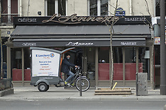 Paris Under Lockdown - 5 April 2020