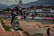 #66 (PALMER James) CAN at the 2016 UCI BMX World Championships in Medellin, Colombia.