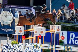 Alvarez Aznar Eduardo, ESP, Rokfeller de Pleville Bois Margot<br /> European Championship Jumping<br /> Rotterdam 2019<br /> © Hippo Foto - Dirk Caremans