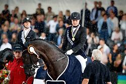 Wienkamp Ann-Christin, GER, Don Martillo<br /> Longines FEI/WBFSH World Breeding Dressage Championships for Young Horses - Ermelo 2017<br /> © Hippo Foto - Dirk Caremans<br /> 06/08/2017