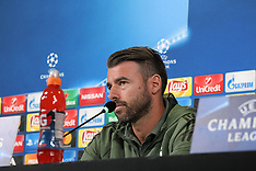 The Juventus FC Press Conference - 26 Sept 2017