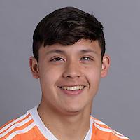 Feb 25, 2016; USA; Houston Dynamo player Christian Lucatero poses for a photo. Mandatory Credit: USA TODAY Sports