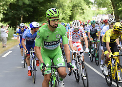 July 28, 2019, France: PARIS, FRANCE - JULY 28 : SAGAN Peter (SVK) of Bora - Hansgrohe during stage 21 of the 106th edition of the 2019 Tour de France cycling race, a stage of 128 kms between Rambouillet and Paris Champs-Elysees on July 28, 2019 in Paris, France, 28/07/2019 (Credit Image: © Panoramic via ZUMA Press)