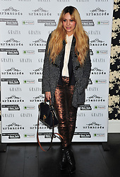 © Licensed to London News Pictures. 05/12/2012. London, England. Zara Martin attends  UK film premiere  of Bill Cunningham New York - at The Soho Hotel in London  Photo credit : ALAN ROXBOROUGH/LNP