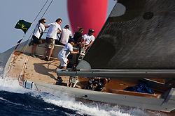 08_022792 © Sander van der Borch. Porto Cervo,  2 September 2008. Maxi Yacht Rolex Cup 2008  (1/ 6 September 2008). Day 3.