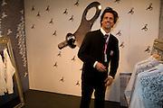 PATRICIO FORRESTER, FashionExpo, fashion show and Awards. Business Design Centre, Upper st. London. 19 November 2008.  *** Local Caption *** -DO NOT ARCHIVE -Copyright Photograph by Dafydd Jones. 248 Clapham Rd. London SW9 0PZ. Tel 0207 820 0771. www.dafjones.com