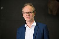 DEU, Deutschland, Germany, Berlin, 11.03.2020: Portrait von Prof. Dr. Sebastian Dullien, Wissenschaftlicher Direktor des Instituts für Makroökonomie und Konjunkturforschung (IMK).