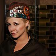 NLD/Amsterdam/20100215 -  Lancering MTV Mobile, Victoria Koblenko