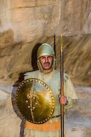 Petra Archaeological Park, Petra, Jordan.
