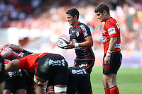 Sebastien Bezy - 30.05.2015 - Toulouse / Oyonnax - Barrages Top 14<br />