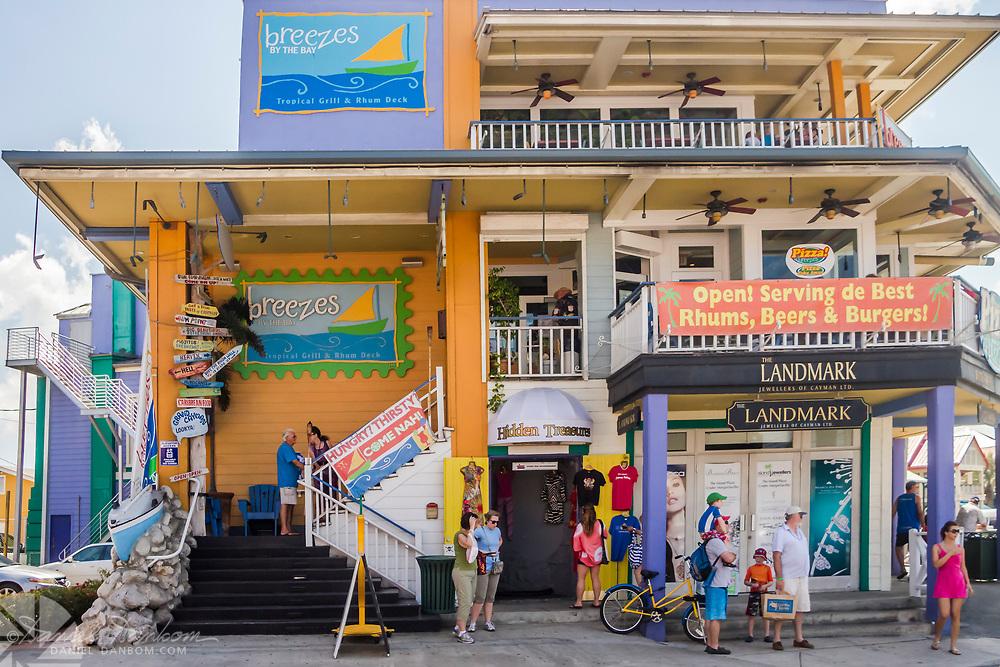 Breezes by the Bay, Landmark, Grand Cayman Island