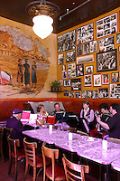Caffe Trieste Concert - started by Giovanni Giotta in 1950.  Giotta had emigrated to San Francisco, California, from the small fishing town of Rovigno, Italy.  Remembering the espresso houses of Italy, Giotta opened Caffe Trieste which is said to be the first coffee house on the West Coast to serve espresso drinks.  The original Caffe Trieste in North Beach quickly became popular among the neighborhood's Italian residents.  The Caffé Trieste also becomes a convenient meeting place for Beat movement celebrities like Jack Kerouac, Allen Ginsberg, Robert Brautigan, Gregory Corso, Michael McClure, Kenneth Rexroth, and many others who lived in North Beach in the 1950s and 1960s.  Francis Ford Coppola wrote much of the screenplay for The Godfather while sitting in the Caffe Trieste. Its is also the home of the Trieste Saturday Concert.