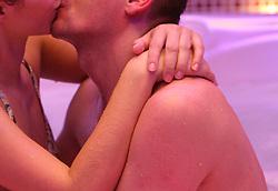 A couple. (Photo by Vid Ponikvar / Sportal Images)