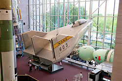 Nasa Northrop M2-F2 803 Heavy Lifting Body, Air and Space Museum