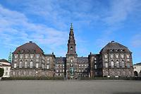 Christiansborg Palace, General Views of Copenhagen, Denmark, 06 October 2019, Photo by Richard Goldschmidt
