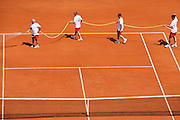 Paris, France. May 24th 2009. .Roland Garros - Tennis French Open..