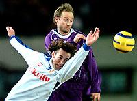◊Copyright:<br />GEPA pictures<br />◊Photographer:<br />Helmut Fohringer<br />◊Name:<br />Aranzabal<br />◊Rubric:<br />Sport<br />◊Type:<br />Fussball<br />◊Event:<br />UEFA Cup, Austria Magna Wien vs Real Saragossa<br />◊Site:<br />Wien, Austria<br />◊Date:<br />10/03/05<br />◊Description:<br />Sigurd Rushfeldt (Austria), Augustin Aranzabal (Saragossa)<br />◊Archive:<br />DCSFH-100305502<br />◊RegDate:<br />10.03.2005<br />◊Note:<br />9 MB - MP/SU - Nutzungshinweis: Es gelten unsere Allgemeinen Geschaeftsbedingungen (AGB) bzw. Sondervereinbarungen in schriftlicher Form. Die AGB finden Sie auf www.GEPA-pictures.com.<br />Use of picture only according to written agreements or to our business terms as shown on our website www.GEPA-pictures.com