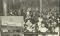 1944 Tom Breneman's Restaurant on Vine St.