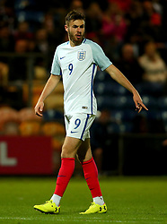 Ben Brereton of England - Mandatory by-line: Robbie Stephenson/JMP - 05/09/2017 - FOOTBALL - One Call Stadium - Mansfield, United Kingdom - England U19 v Germany U19 - International Friendly