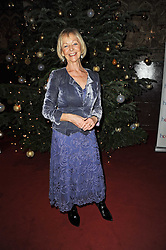 Actress SHEILA REID at a Christmas Carol service in aid of Breast Cancer Haven held at St.Paul's Knighsbridge, Wilton Place, London on 8th December 2009.