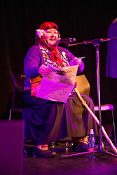Adaka Cultural Festival 2016, Whitehorse, Yukon, Canada, Yukon First Nation Culture and Tourism Association, Kwanlin Dun Cultural Centre, Sharon Shorty