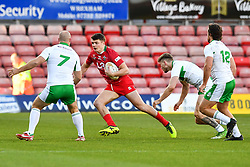 11th November 2018 , Racecourse Ground,  Wrexham, Wales ;  Rugby League World Cup Qualifier,Wales v Ireland ; Rhodri Lloyd of Wales in action<br /> <br /> <br /> Credit:   Craig Thomas/Replay Images